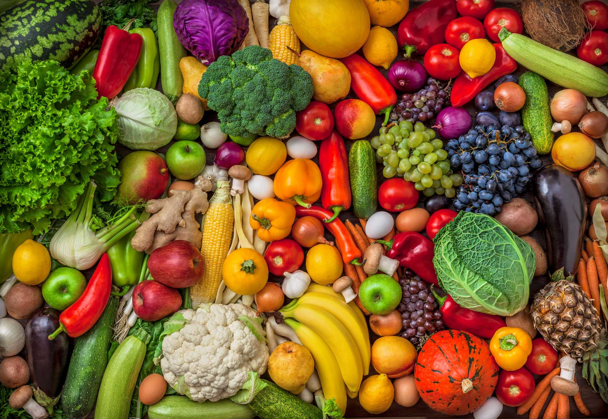 تاثیر سبزیجات بر بدن