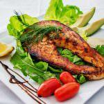 خواص ماهی + غذای بی نظیر با ماهی برای ورزشکاران