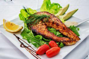 ماهی برای ورزشکاران