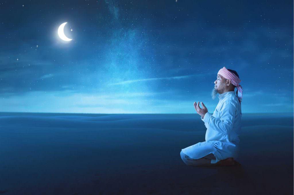 مدیتیشن در اسلام