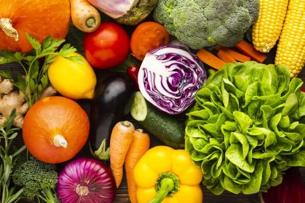 سبزیجات رژیمی سیستم ایمنی بدن را افزایش میدهد.