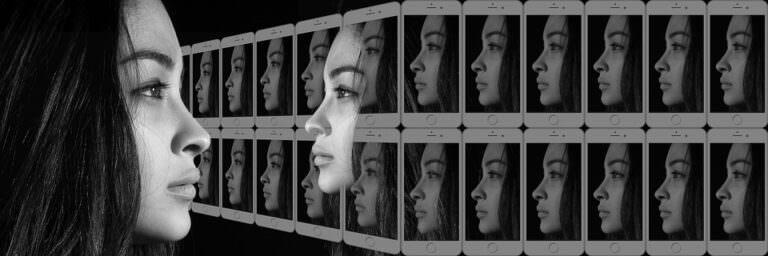مدیتیشن با آینه