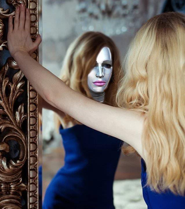 مدیتیشن آینه