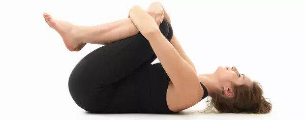 حرکت یوگا برای لاغری ران