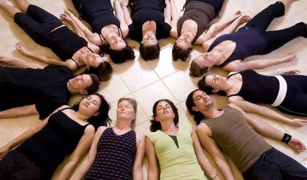 یوگا برای آرامش