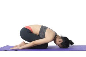 تمرینات قبل از خواب یوگا