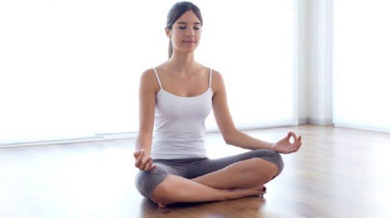 درمان سرماخوردگی با یوگا